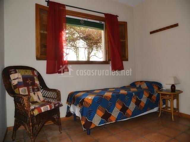 Casa mantecote hierbabuena en vejer de la frontera c diz for Cama supletoria