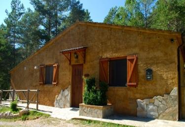 Cal Saragossa - Guixers, Lleida