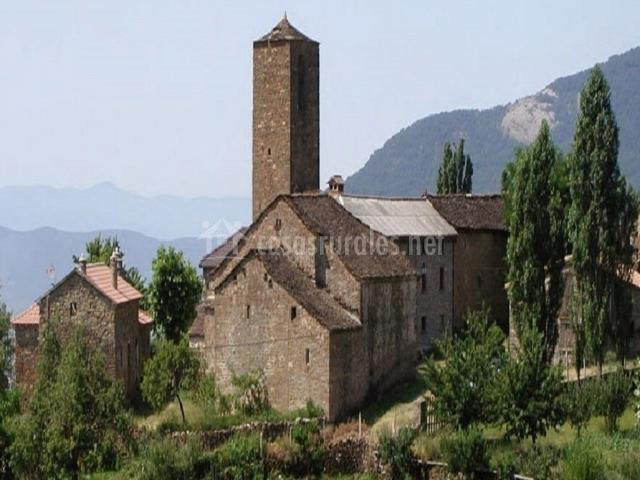 Casa clemente apartamento san chus casas rurales en barbenuta huesca - Casa rural leocadia y casa clemente ...