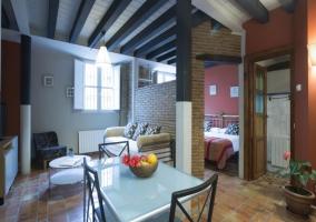 Interiores del apartamento
