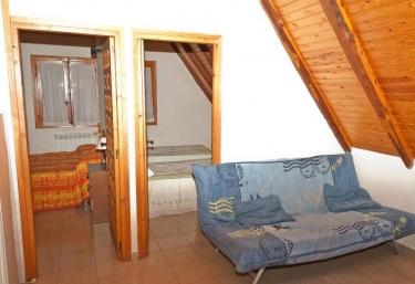 Apartamentos Casa Ferrer - El Sen - San Juan De Plan, Huesca