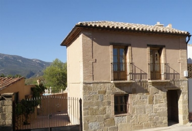 Casa de Guara - Panzano, Huesca
