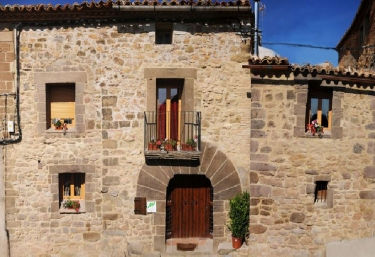Casa La Atalaya - Santa Eulalia La Mayor, Huesca