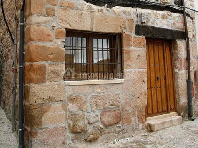 Casa de la sinagoga top medieval en siguenza guadalajara - Top casa rural ...