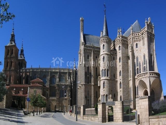 Catedral de Astorga y Palacio Arzobispal