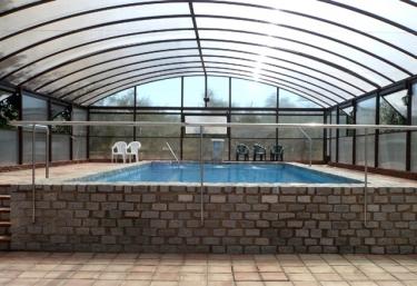 Casas rurales con piscina en c rdoba for Camping con piscina cubierta