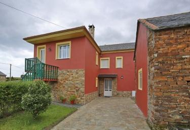 Naranja - Apartamentos Bouso - Ribadeo (Casco Urbano), Lugo