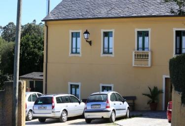 Casa da Roxa - Vilaronte (San Xoan), Lugo