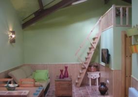 Casa Pequeña - Siesta y Brisca