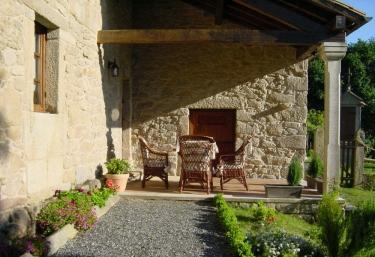 Casa Alexandre II - Valga (Laceiras), Pontevedra