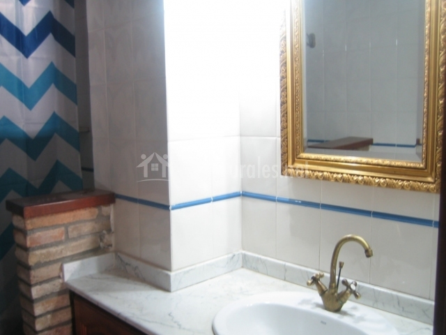 Casa can not en lli a d 39 amunt barcelona - Lavabo en catalan ...