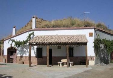 La Cañada de las piedras - Cortes Y Graena, Granada