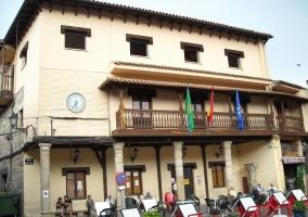 Ayuntamiento de Garganta de la Olla