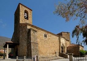 Iglesia de Santa María de Fuentes Claras