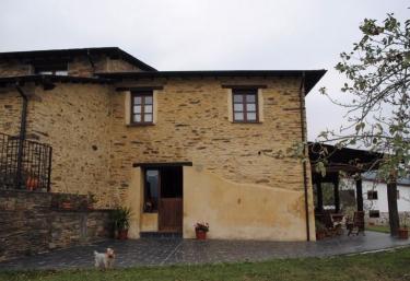 A Belosiña - Casa Carballeira - Ribadeo (Casco Urbano), Lugo
