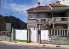 Casa seixo i apartamentos rurales en marin san xian pontevedra - Casa rural marin ...