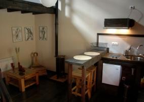 Casa Los Llanos- Estudio