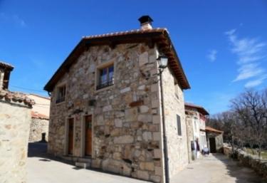 Casa El Molinero II - Cabezas Altas, Ávila