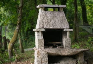 Refugio en el bosque Aldea Os Muiños - Araño, A Coruña