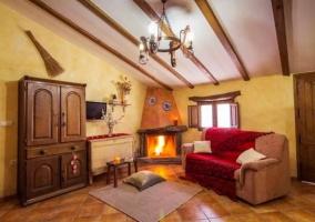 Casa rural Albaida - Reul Alto - Laroya, Almeria