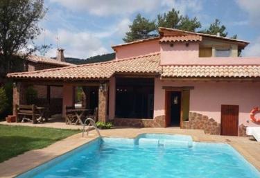 Casas El Tossal y El Colomer - Prades, Tarragona