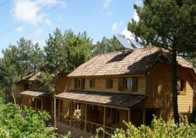 Casas El Tossal y El Colomer