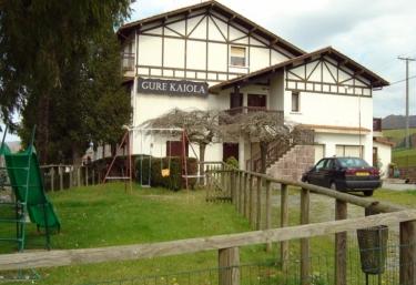 Gure Kaiola - Dancharinea/dantxarinea, Navarra