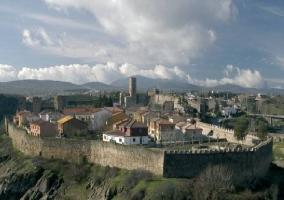 Castillo Buitrago de Lozoya