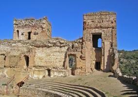 Castillo en Buitrago de Lozoya