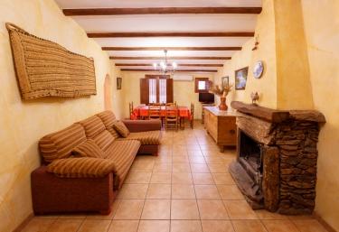 Casa El Pajar - Reul Alto - Laroya, Almería