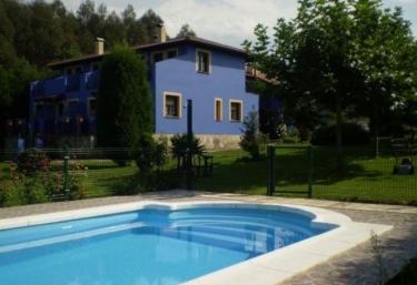 4 casas rurales con piscina en valdredo - Casas rurales en asturias con piscina ...
