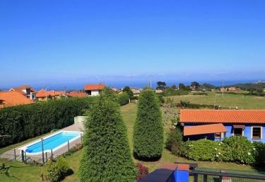 Habitaciones - Casa Bego - Valdredo, Asturias