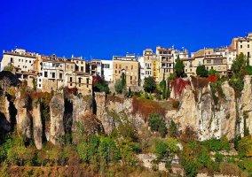 Preciosas vistas de Cuenca