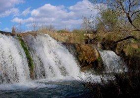 Cascadas naturales de Boniches