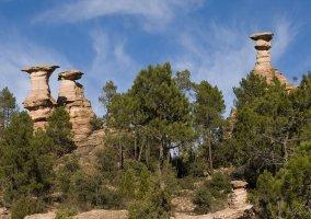 Túmulos celtas de Pajaroncillo