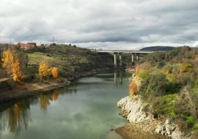 Buitrago de Lozoya río