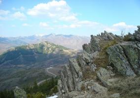 Sierra del Rincón