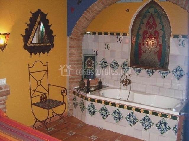 Casa Al Andalus Casas La Suerte En Hinojares Ja N