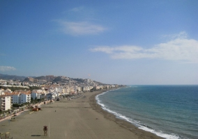 Playa de Málaga