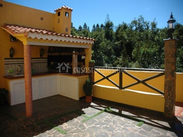 La alpispa en zumacal gran canaria - Casas de madera gran canaria ...