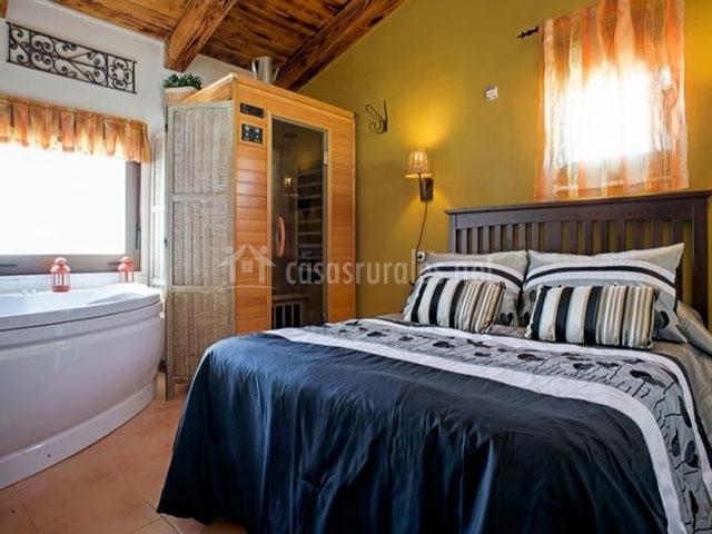 Torre verde en martinamor salamanca - Habitacion con jacuzzi zaragoza ...