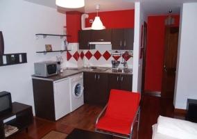 Apartamento Rojo La Buhardilla