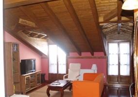 Apartamento La Buhardilla