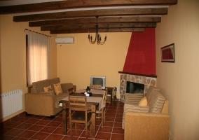 Casa Mariasnal - Mirada del Yelmo