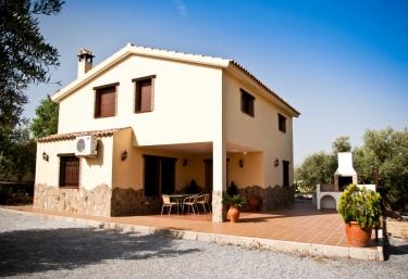 Casa Guazalamanco - Pozo Alcon, Jaén