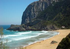 Playa de Elantxobe