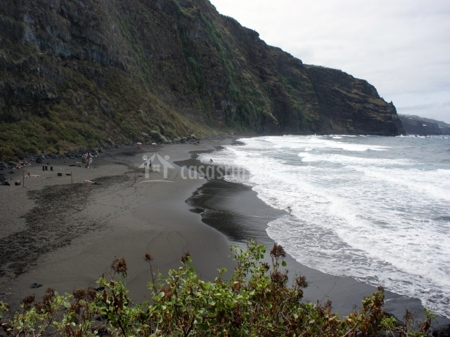 Playa de Puntallana