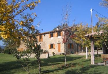 La Canova Llevant - Sant Marti De Campmajor, Girona