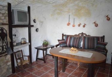 Casa Cueva El Sauce - Pegalajar, Jaén