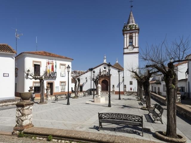 La retama casas rurales en cortelazor huelva - Casas rurales huelva para 2 personas ...